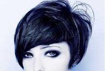 She's got the look!  Hair & Beauty