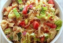 Recipes: Dinner / Repititions are so fun...mix it up!