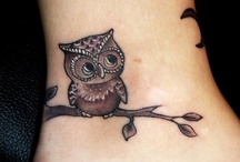 * Tattoos * / If I could / by Katie Krug