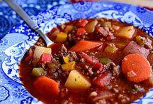 Soups, Stews & Stoups