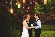* Outside Wedding Ideas * / by Katie Krug