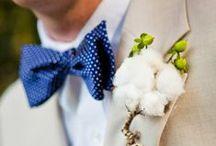 * Navy Blue Wedding Ideas * / by Katie Krug