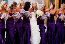 * Purple Wedding Ideas * / by Katie Krug