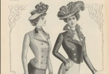 1901 fashion / A selection of fashions from 1901