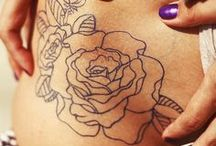 tattoos / by Shayna Marks
