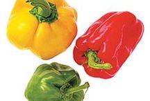 storing fruits & veggies / by Debbie Nunez