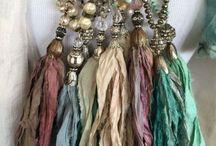 Jewelry: Sari Ribbon