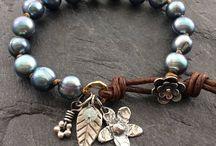 Jewelry: Leather