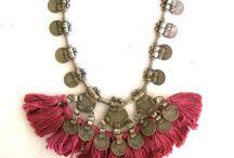 Jewelry: Tassels