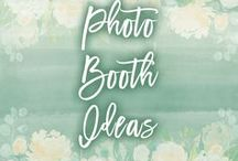 Photobooth Inspiration / Ideas and inspiration for your wedding photobooth or party photobooth. Wow your guests and capture special moment forever with a photo booth.