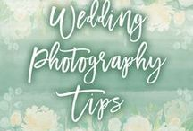 Wedding Photography Tips & Advice / Wedding photography tips and ideas for photographers, brides and grooms.