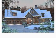 House Designs & Ideas / by ♥Princess♥ ♥