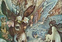Inspiration: Midsummer Night's Dream