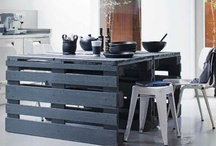 Pallet Furniture / Upcycle and Reuse
