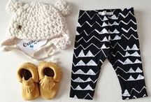 Little Ones / Style for the wee ones, mini fashionista's, and little stud-muffins! / by Gretchen Hubbard
