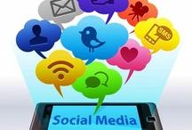 Social Media / Web 2.0, redes sociales, MKT, publicidad, imagen, comunicación, RRPP. / by Beatriz Ramirez