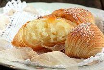 Bread/Pastry / by Lana Belic