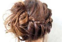 hair / by Erica Beams