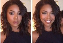 Hair and makeup / by Semefa