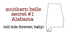 They Call Alabama the Crimson Tide / by LaDonna Haynes