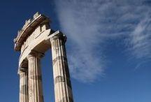 Greece & Greek Food