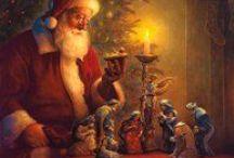 Christmas / by Julie Oyler-Gray
