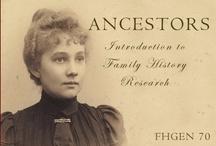 History - Genealogy Research / by Debbie Burton Porter