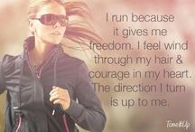 Running Down a Dream / by LaDonna Haynes