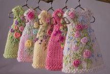 Knit & Crochet ~ INSPIRATION / by Cindy Price
