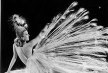 vintage showgirls / by Scarlett Smith