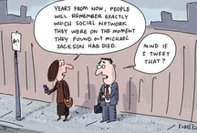 Social Media Fun / Welcome to our Fun board! Check out these quirkiest social media cartoons. Follow this board and add pins from your stock to spread the laughter :) Happy Pinning!