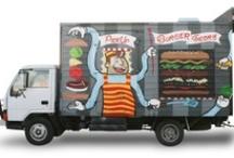 Food trucks / by Dear-Eleanor Magazine