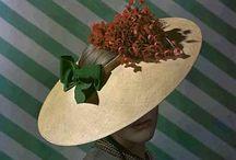 Vintage hats / by Scarlett Smith