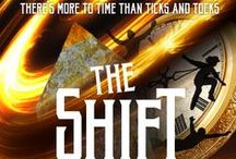 TIME SQUARE | THE SHIFT / TIME SQUARE | THE SHIFT  A great time-travel adventure for all ages. Full of mystery, humor and a great cast of wacky characters.