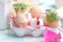 Ostern - DIY und Inspiration / DIYs und Inspiration zum Osterfest