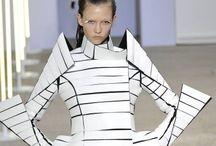 gareth pugh / Beautiful dark inspired & innovative fashion from the talented Gareth Pugh / by Scarlett Smith