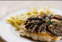 Recipes / Mostly chicken / by Amanda Rosendahl