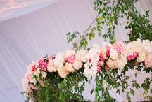 Arbors, canopies / Backdrops for weddings