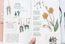 | bullet journal | / bullet journal · bujo · planner · inspirações de bullet journal · handlettering ·design