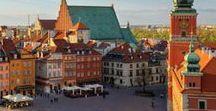 | poland · polônia | / roteiro de viagem na polônia • cracóvia • varsóvia • museus segunda guerra mundial • wroclaw • auschwitz