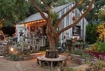 Garden Inspirations / Garden finds that inspire my dream garden...