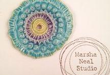 Marsha Neal Studio Pieces
