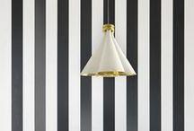 Inspiring Lighting / Lighting for the Home!  Inventive, whimsical lighting that strikes the designer in us.