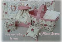 Marie Suarez: kits de patchwork