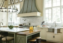 Dream Kitchen Ideas / by Ashley Dunn