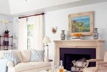 Living Room / by Ashley Dunn