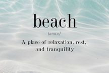 Take me to the beach / by Amanda Adkins
