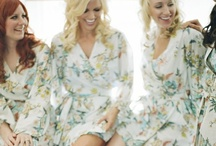 Kimonos and Robes / Lounging in style with beautiful robes and kimonos.