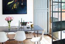 Interiors / by Britta Cabanos