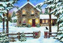 Winter Wonderland / by Jae Briggs